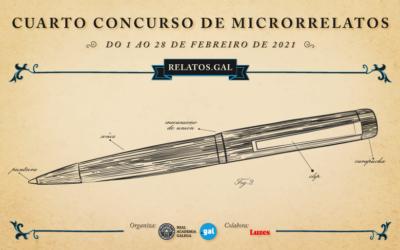 A Real Academia Galega e PuntoGal convocan a cuarta edición do concurso de microrrelatos